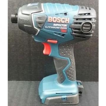 "Bosch 25618-02 18V Li-Ion 1/4"" Hex  Cordless Impact Drill"
