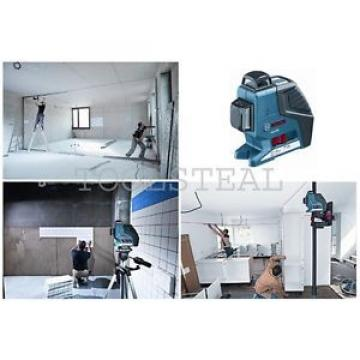 Bosch GLL2-80 Dual Plane Leveling and Alignment Laser NEW W/ FACTORY WARRANTY!!