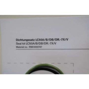NEW USA Greece REXROTH R961000747 LC50A/B/DB/DR.-7X/V SEAL KIT D553278