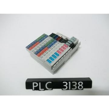 Rexroth Germany Greece R-ILBPB24DI16DO16 Profibus I/O Network Terminal Block 16pts (PLC3138)