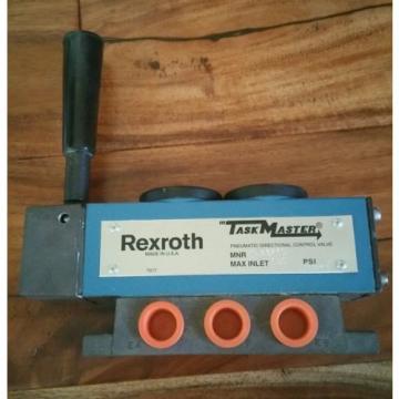 Rexroth India Australia Lever Valve, PJ-033210-00000, R431008498