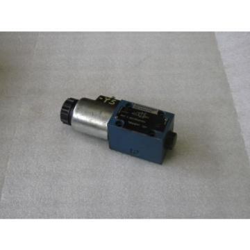 Mannesmann Egypt Australia Rexroth Hydraulic Valve, 4WE 6 D61/EG24N9K4, Used, Warranty