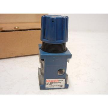 REXROTH Greece Korea BOSCH 5351 600 300 NEW BALANCING VALVE 5351600300