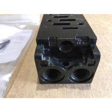P68424-1 USA Canada Ceram Valve Subplate Rexroth/Wabco/American Standard