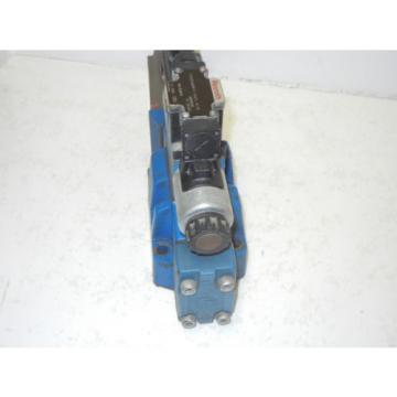 REXROTH Korea Canada 4WRTE16W6200L-41/6EG24K31A5M USED VALVE R901005135 fd 39127