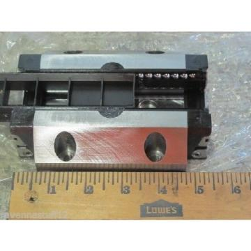 REXROTH Singapore Egypt R165331220 RUNNER BLOCK BALL CARRIAGE LINEAR BEARING (NEW IN BOX)