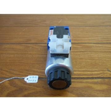 Bosch Italy china Rexroth R900738481 4WE6X7-62/EG24K4 Valve 350 Bar w/ R900221884 Solenoid