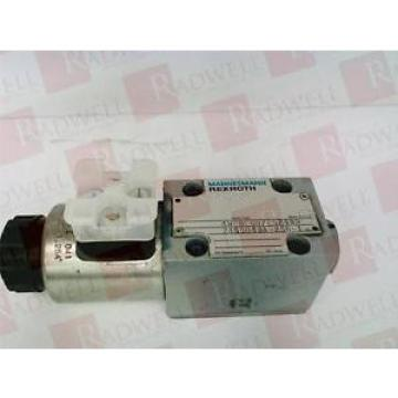 BOSCH Australia Dutch MANNESMANN REXROTH 4WE6E60/EG24N9 RQAUS1