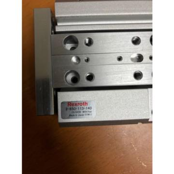 Bosch China Japan Rexroth Pneumatic Slide 2-650-113-140