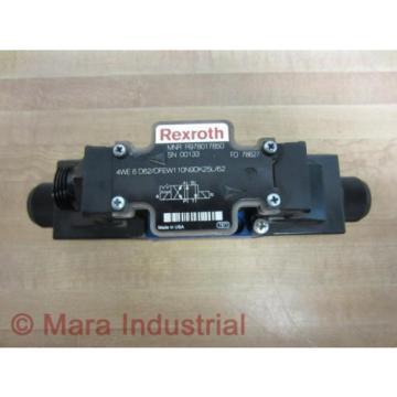 Rexroth Dutch Australia Bosch R978017850 Valve 4WE 6 D62/OFEW110N9DK25L/62 - New No Box