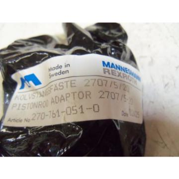 REXROTH Greece china 2707/5-20 *NEW IN FACTORY BAG*