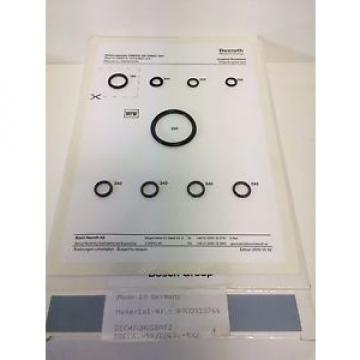NEW Japan USA IN FACTORY PACKAGING! REXROTH HYDRAULIC VALVE SEAL KIT R900313764