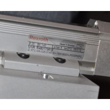 NICE Russia Canada REXROTH LINEAR SLIDE ACTUATOR PNEUMATIC R480173616 BOSCH
