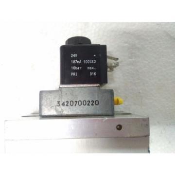 3723572220 Egypt USA REXROTH PNEUMATICS 3/2 WAY SOLENOID VALVE 24VDC Aventics Wabco Marine