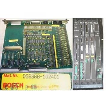 Bosch France Mexico CNC E-A24/0.1 056368-102401 Rexroth RH01 A203