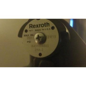 Rexroth Australia Japan 7877 2HA-2