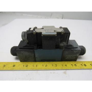 Mannesmann Japan china Rexroth 4WE6D61/EW110N Double Solenoid Operated Directional Valve
