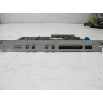 BOSCH Singapore India REXROTH 1070081751-103 D-64711 ERBACH NICE USED TAKEOUT MAKE OFFER !!