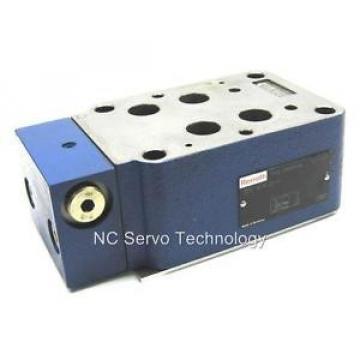 Rexroth Greece Singapore ZDC16P-23/M Pressure Reducing Sandwich Plate R900489668 Rebuilt/Warranty