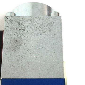NIB Russia china BOSCH REXROTH 0 811 402 031 PROPORTIONAL VALVE W/ 0811405145 AMP MODULE