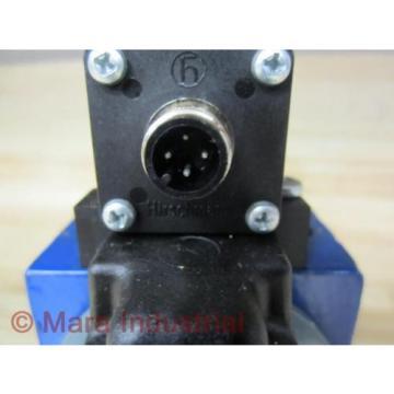 Rexroth Egypt USA Bosch R978909648 Valve 4WE10C40/CG24N9DK24L - New No Box