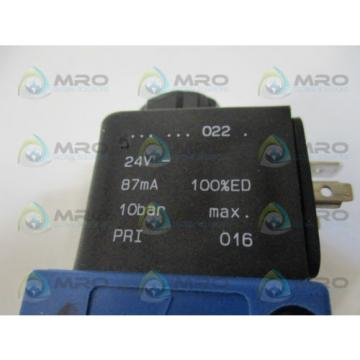 REXROTH Singapore china 5727980220 SOLENOID VALVE *NEW IN BOX*