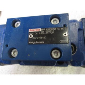 REXROTH Russia china R900327928 HSA06A007-31/V00 *NEW NO BOX*