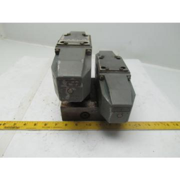 Rexroth Canada Singapore 4WE10J4.0/W110-60N Solenoid Directional Spool Hydraulic Valves