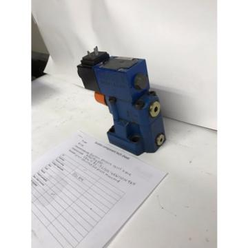 Rexroth Russia Egypt pressure relief valve R900906350