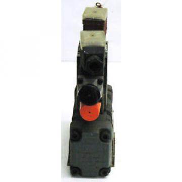 REXROTH Canada Germany DIRECTIONAL VALVE 4WE6J51/AW120-60N 9Z55L