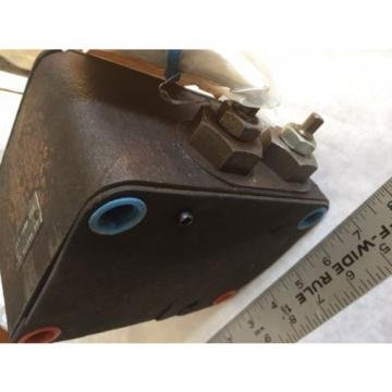 NEW USA Mexico RACINE FF1-SHMM-06H REXROTH HYDRAULIC CHECK VALVE FF1 SHMM 06H 12 975090 84