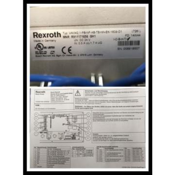 Bosch Italy Italy Rexroth VAM42.1-PB-NF-AB-TB-NN-EK-1608-D1, inkl. Mwst.