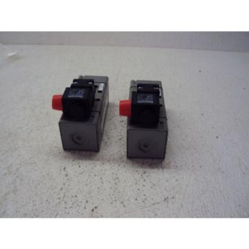 REXROTH India china BOSCH 1824210223  LOT OF 2  NEW