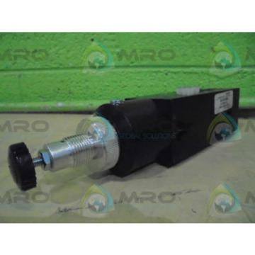 REXROTH China Italy R432025890 SNGL REGULATOR  *NEW AS IS*