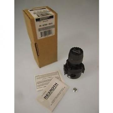 NEW India France IN BOX MANNESMANN REXROTH PR 007900 00010 PNEUMATIC REGULATOR