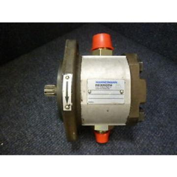 Rexroth USA USA 1PF2G2-40B/11 External Gear Unit