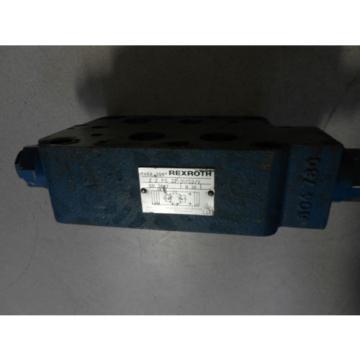 Rexroth Italy Egypt Hydraulics check valve 468 786