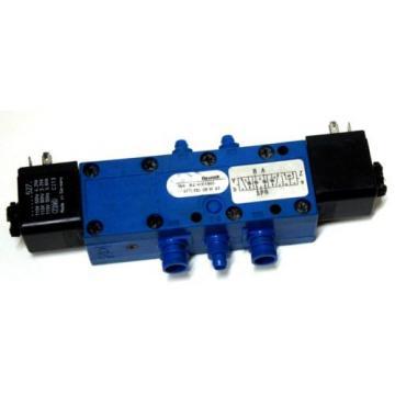 REXROTH China Japan PNEUMATIK R434001860 VALVE WITH 527 COILS 110-115V 50-60HZ 3.2-4.2VA
