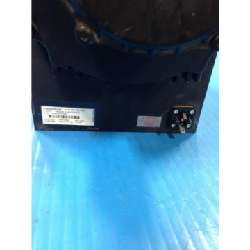 REXROTH China Japan INDRAMAT MKD112B-058-KG0-AN MOTOR & LEM-RB112C2XX COOLING FAN USED (2F)