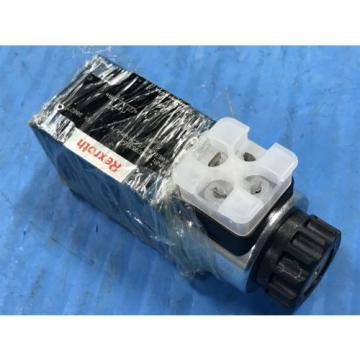 USED USA Italy BOSCH REXROTH R90095356 DIRECTIONAL CONTROL VALVE 4WE6D60/SG24N9K4/Y (U4)