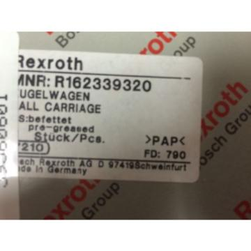 New Mexico Egypt Rexroth Runner Block Linear Bearing - R162339320