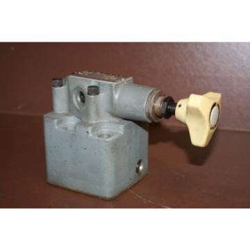Pressure Australia china reducing valve DR10-4-10/1500YV Rexroth Unused