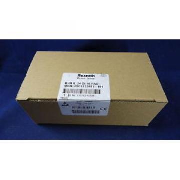 Rexroth Egypt France Inline Eingabeklemme R-IB IL 24 DI 16-PAC MNR: R911170752-101 SIE