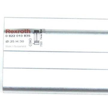 NEW Greece India REXROTH 0 822 010 835 DOUBLE ACTING CYLINDER 10BAR, 0822010835