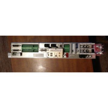 REXROTH Canada Germany INDRAMAT DKC02.3-040-7-FW SERVO DRIVE W/FWA-ECODR3-SGP-01VRS-MS  USED