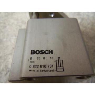 REXROTH/BOSCH Dutch France 0 822 010 731 SHORT STROKE CYLINDER *NEW IN BAG*