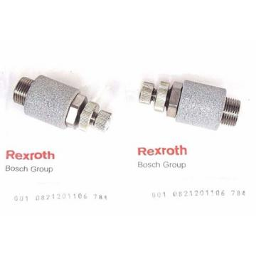 LOT Italy India OF 2 NEW REXROTH 0821201106 THROTTLE SCREW INSERTS