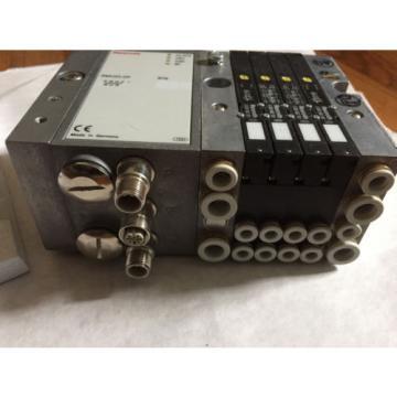 NEW Korea Dutch REXROTH RMV04-DP,REXROTH 0820062051,0820062101 VALVE SYSTEM & MANUAL ,BOXYS