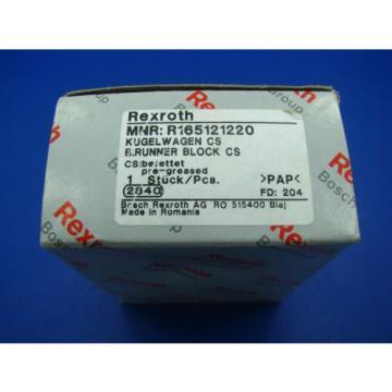 Bosch Japan India Rexroth (Star) Runner Block  (Lot of 2)  R165121220 (1651-212-20) NEW