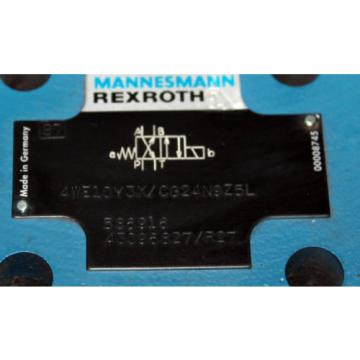 Rexroth Russia Greece 4WE10Y3X/CG24N9Z5L